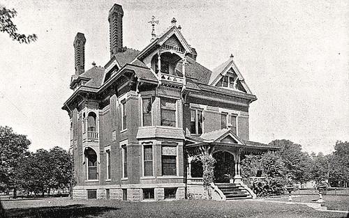 Finlay Ross Mansion; Wichita, KS