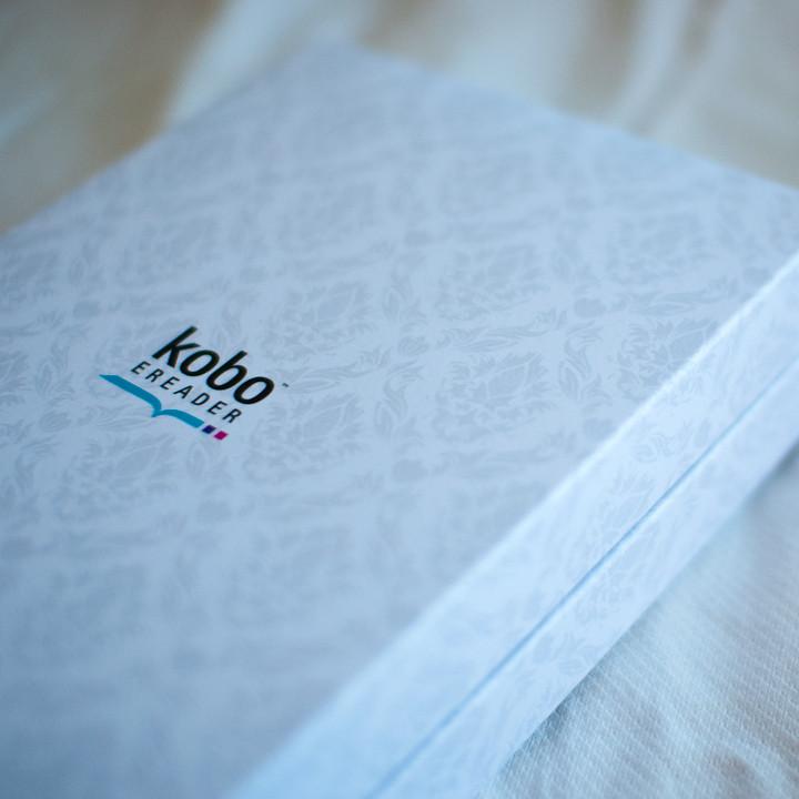 kobo ereader box