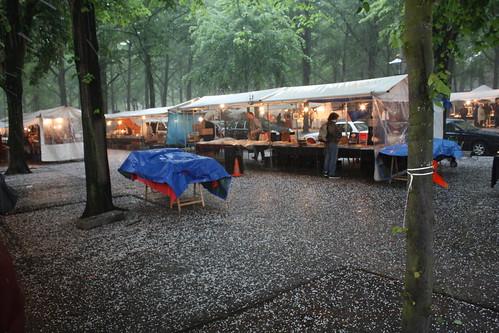 Chuva de pedra - Haia