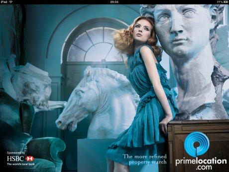 Primelocation for iPad