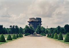 (Gebhart de Koekkoek) Tags: vienna tower film clouds 35mm garden war augarten