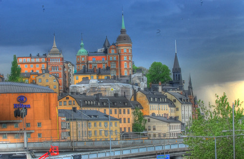 Slussen stockholm