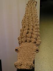 alligator scarf 1