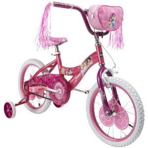 Disney Princess Girls' Bike (16-Inch Wheels)