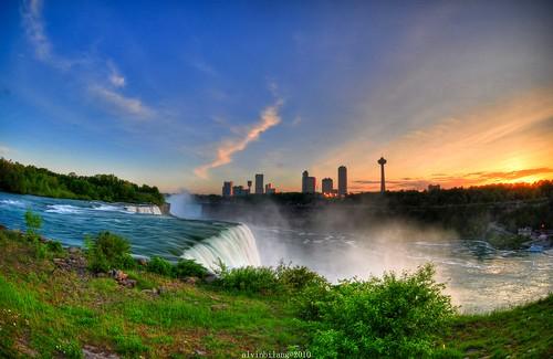 Niagara @ Sunset