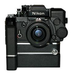 nikon f2 analogue filmcamera titan nikonf2 professionalphotography fmount nikonfmount systemcamera nikonmd2 nikonmb1 nikondp12