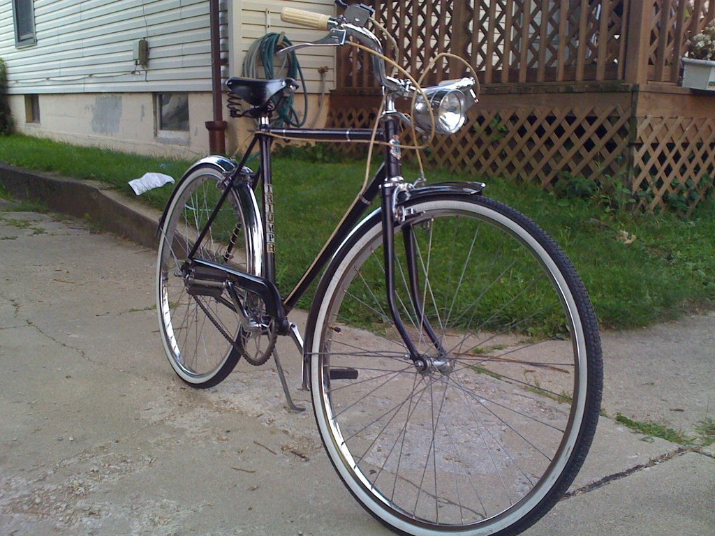 triumph bicycle dating Bicycle related manufacturers listed on bike index - all the brands you know and then some eagle bicycle manufacturing company triumph cycle.