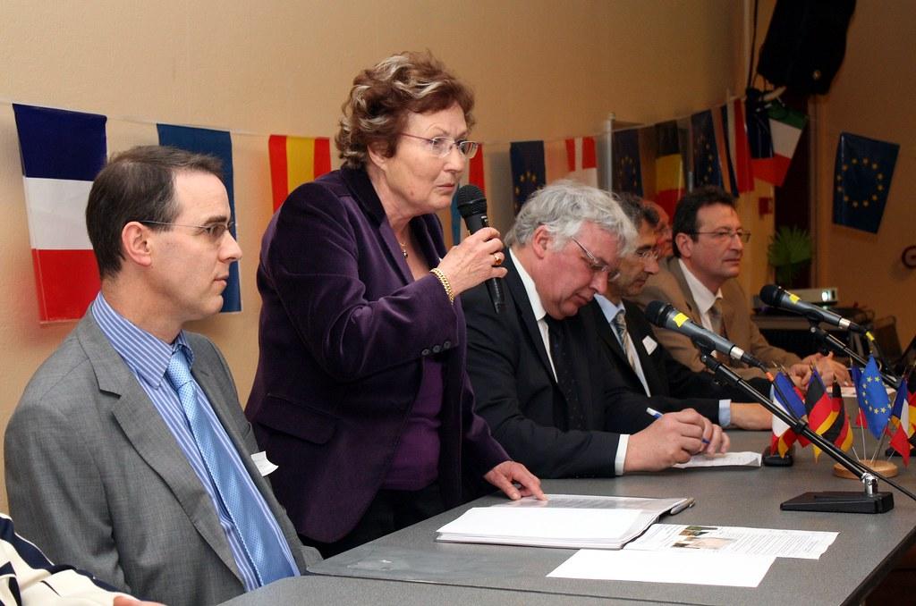 Intervention de Georgette LAHAYE - Présidente