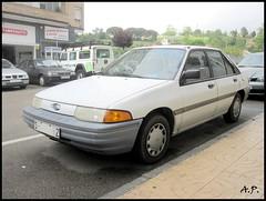 1992 Ford Escort LX [NA]