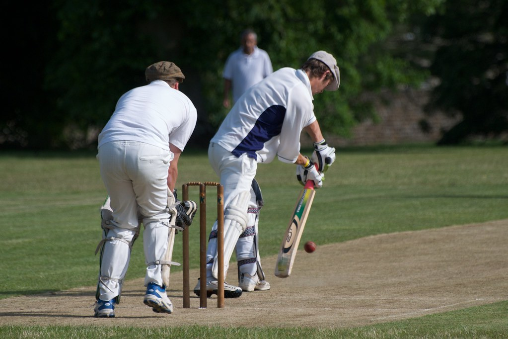 Cricket by David Surtees, on Flickr