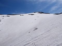 前暑寒直下の滑り