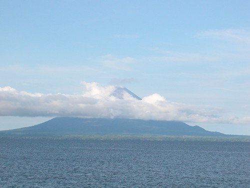 June 4 2010 Biggest Volcano on Ometepe