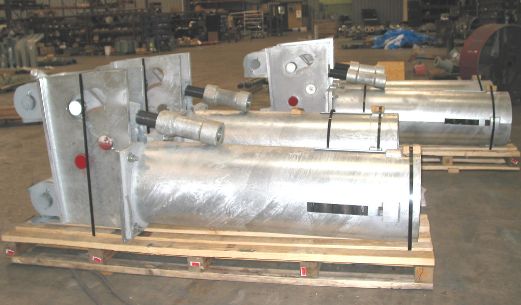 49,000 lb. Load Constant Springs for a Power Plant