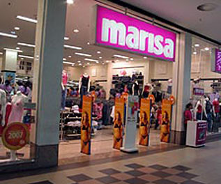 lojas marisa online