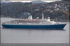 Marco Polo (Aviation & Maritime) Tags: cruiseship bergen marcopolo cmv arealview cruisesesongen2010
