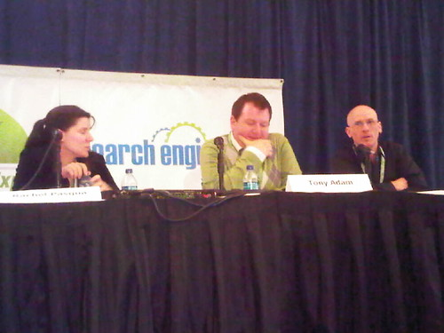 Social Media tools panel
