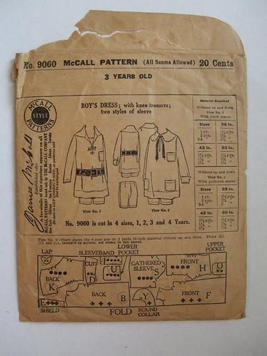 1919 - McCall 9060