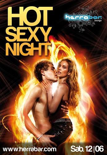 Hot Sexy Night - Herrabar Lounge