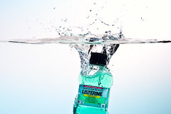 Listerine (m4calliope) Tags: water photography nikon flash splash listerine sb800 d700 sb900