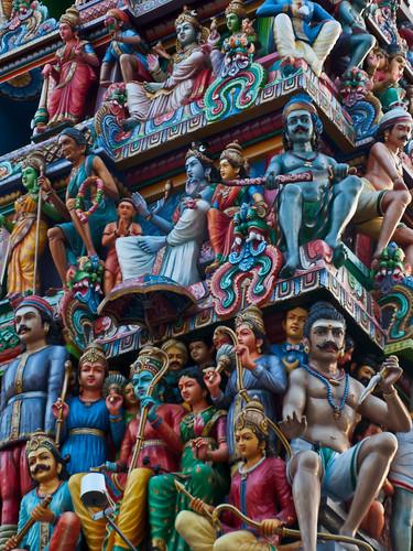 Sri Mariamman Temple Gopuram