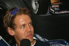 SEBASTIAN VETTEL 020 (smtfhw) Tags: netherlands motorracing motorsport 2010 racingcars zandvoortaanzee racingdrivers circuitparkzandvoort redbullkartfight