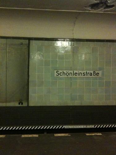 Schönleinstraße, Berlin