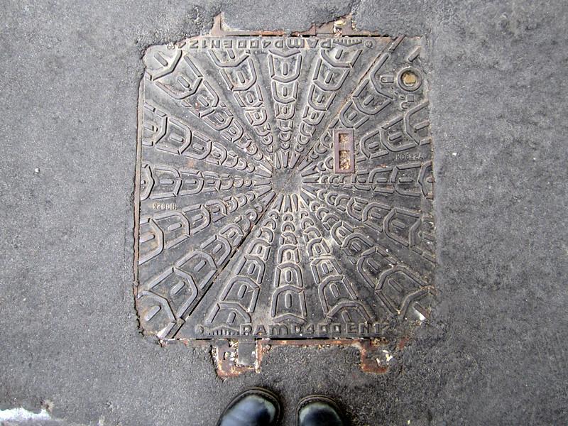 Milan Sidewalk
