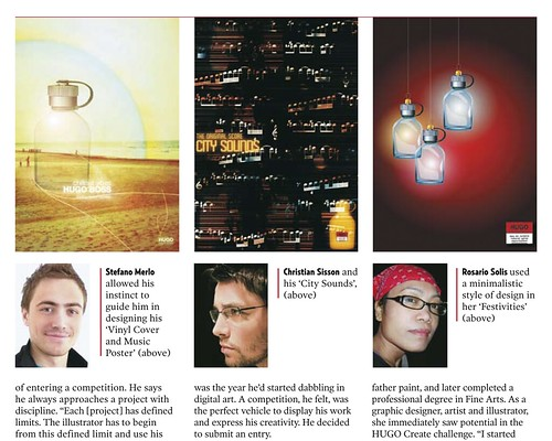 City Sounds on Friday Magazine