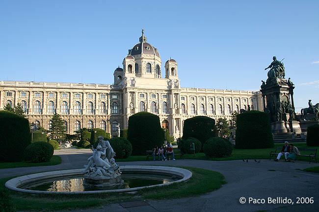 Kunsthistorisches Museum. © Paco Bellido, 2006