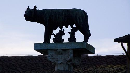 Le fratricide : Romulus et Rémus (Tite-Live)