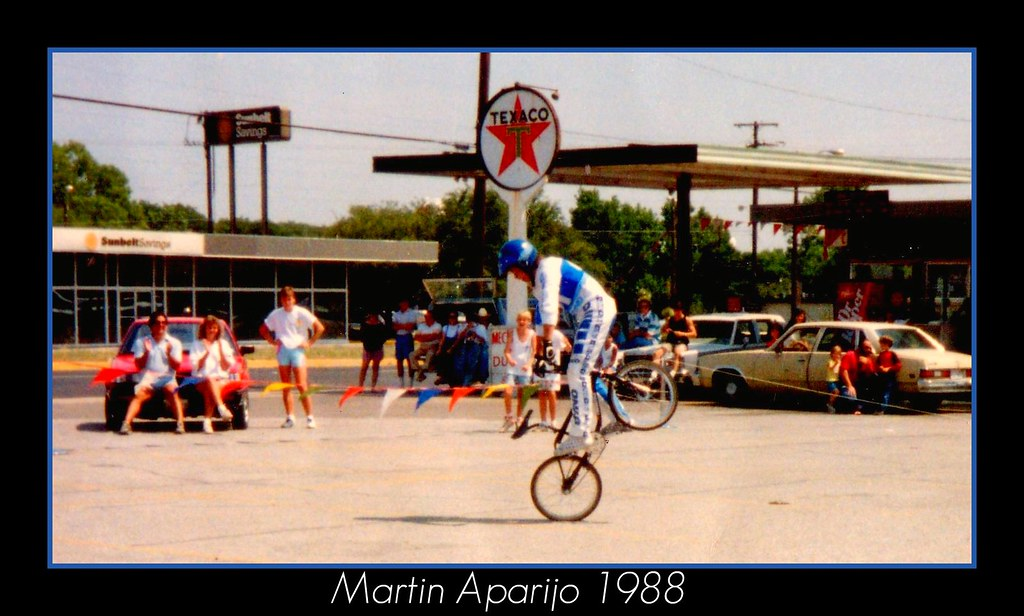 The Chairman, Martin Aparijo, Pedal-Picker, GT World Tour 1988, BMXDigital.com