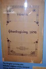 Thanksgiving, 1890 (dcbprime) Tags: ohio wright dayton wrightbrothers wrightwright