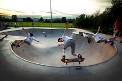 Skate for Life (jakubgloser) Tags: sport speed photoshop fun cool nikon edinburgh ride board wheels tricks skatepark skate skateboard nikkor vr d90 supershot 70300vr mygearandmepremium mygearandmebronze