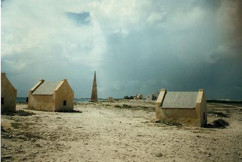 Old Slave Huts