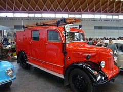 Phnomen Granit 27 Firefighter Version (The sixt day) Tags: old history cars trucks firefighter robur phnomen granit27