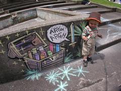 Argh! Argh!'s Chalk Chest