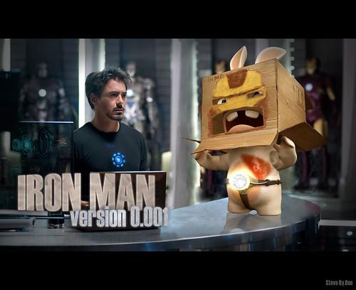 Iron Man v0.001