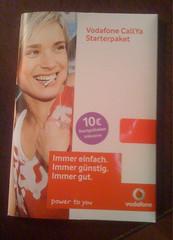 Vodafone: CallYa