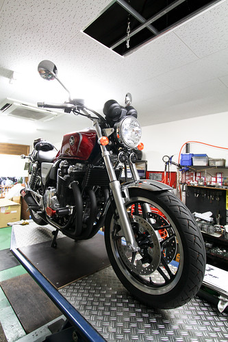 CB1100×ヨシムラRSC-VINTAGE