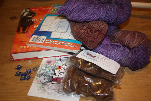 Ravelry Vegan Summer Reading Swap