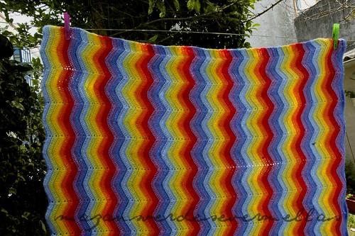 manta arco iris