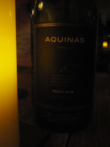 Aquinas Pinot Noir