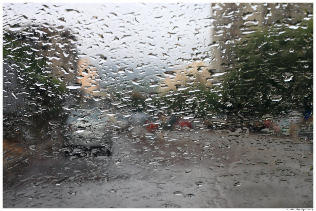 Rain.. I don't mind.