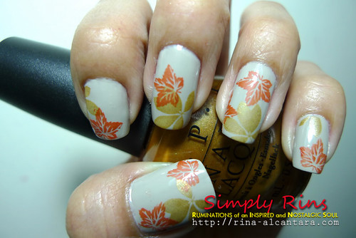 Nail Art Autumn 03
