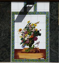 Callejeando Por Chiclana (pp diaz) Tags: mosaico andalucia cadiz azulejos chiclanadelafrontera