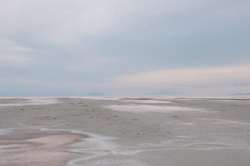 GSL Mud Flats