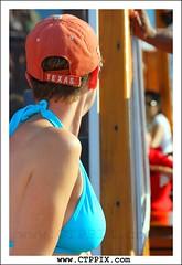 Go Texas ! (CTPPIX.com) Tags: voyage camera travel sea summer vacation mer beauty canon turkey eos boat mediterranean zoom urlaub turkiye july cap bikini american 7d ctp deniz texan 2010 akdeniz turchia tatil texashat americanwoman canon70300mmis icel bikiniwoman ctpehlivan christpehlivan yatturu ctppix latifesultanyatcilik tisanturu
