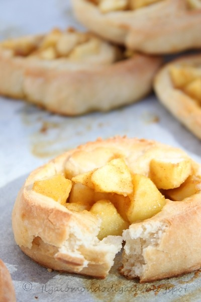 chioccioline di mele
