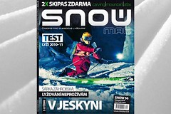 SNOW 56 + 2x SKIPAS ZDARMA