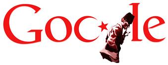 Turkey Google Doodle